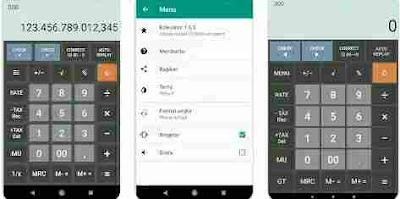 Aplikasi Kalkulator Lengkap - Kalkulator Citizen