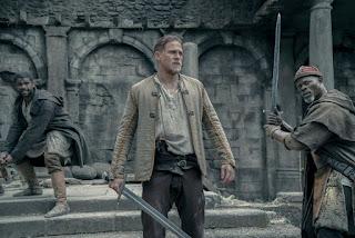 King Arthur Charlie Hunnam