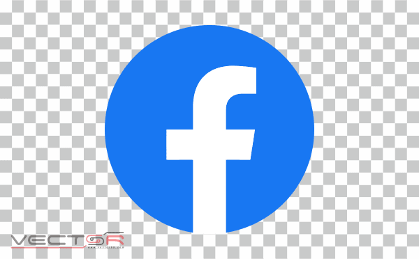 """Facebook """"f"""" (2019) Flat Logo Icon - Download .PNG (Portable Network Graphics) Transparent Images"""