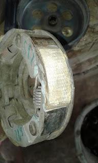 Tips Murmer yang Kampas Ganda Motor Maticnya Sudah Mulai Aus