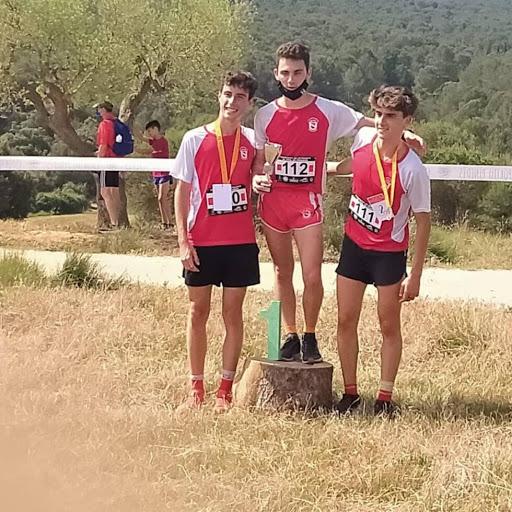 Campions de Catalunya Sub20 de Trail 2021