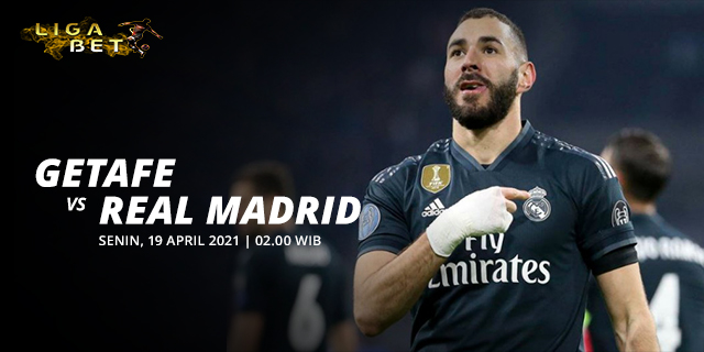 PREDIKSI PARLAY GETAFE VS REAL MADRID