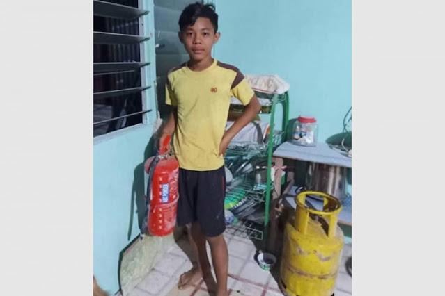 13-летний мальчик спас более 100 человек от пожара в бараке. И всё благодаря школьным знаниям!
