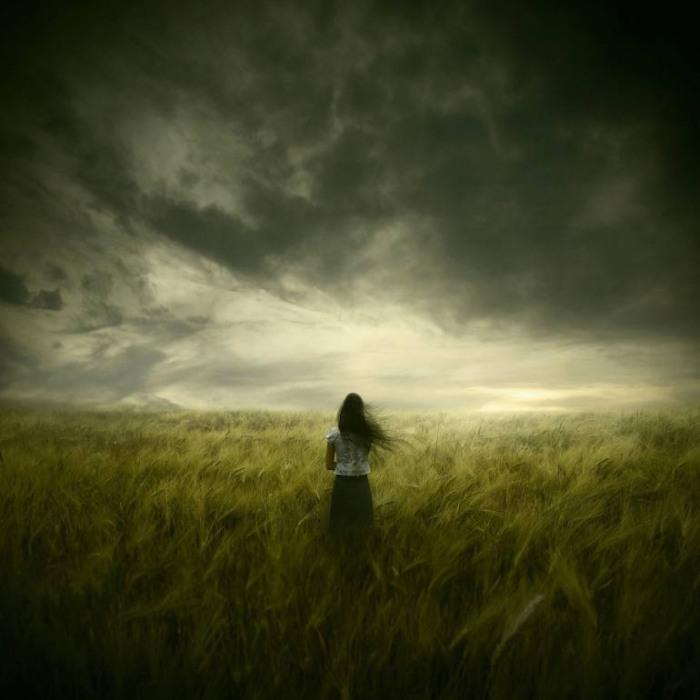 Воображаемые сказочные пейзажи. Michael Vincent Manalo