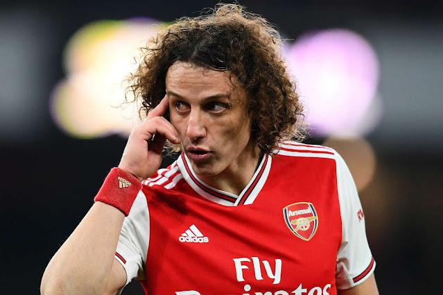 David Luiz set to stay at Arsenal - Kia Joorabchain