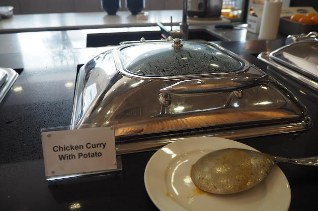 dorsett hotel chicken curry with potato review