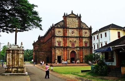 Interesting Facts Basilica of Bom Jesus Church of Goa