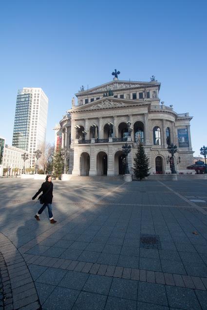 Alte Oper-Francoforte