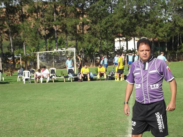 Resultado de imagem para fotos do arbitro Rubens Rocha da Liga esportiva de Muriaé