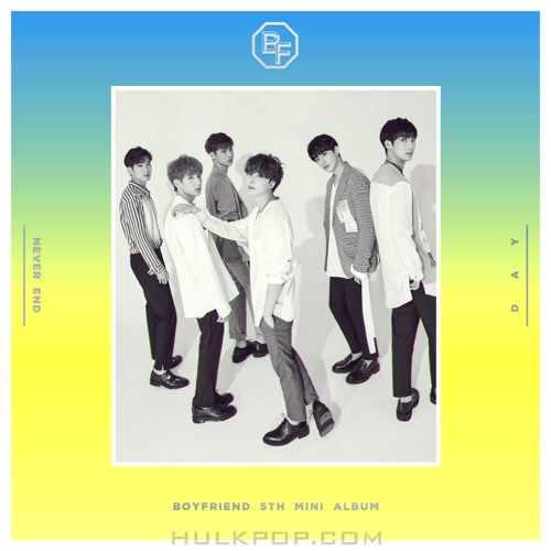 BOYFRIEND – BOYFRIEND 5th EP `NEVER END` – EP (ITUNES PLUS AAC M4A)