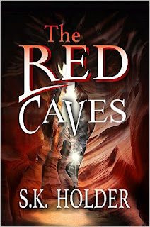 The Red Caves - Fantasy by K.B. Holder