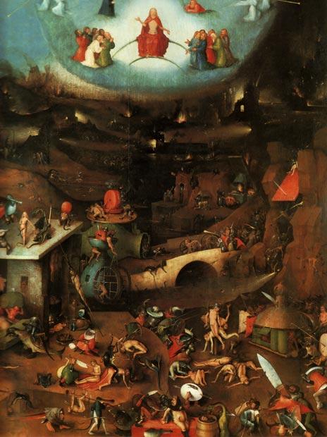 1925 Rolls Royce Phantom >> loveisspeed.......: Hieronymus Bosch Paintings..c. 1450 – 9 August 1516