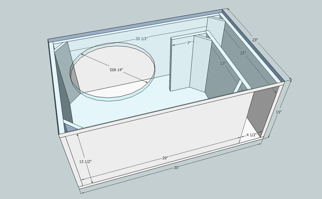 speaker cabinet design software free