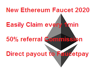 Ethereum Faucet: A New Ethereum Faucet by SaikiaJiTech | Unlimited Earning every 1min | Direct Payout to Faucetpay | Ethereum Faucet