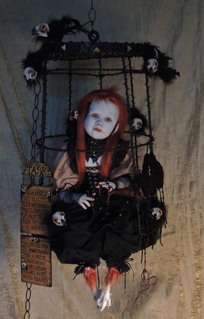 Taxidermy Dolls