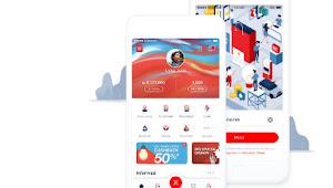 Untung Besar Jualan Pulsa Menggunakan Aplikasi LinkAja, Banyak Cashback !!!