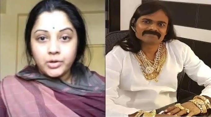 அன்று சீமான்... இன்று ஹரி நாடார்.... புகார் நடிகை.... புகார் விஜயலக்ஷ்மி....!