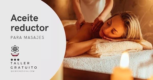▷ Aceite de masaje reductor: ¡ Hazlo en casa !