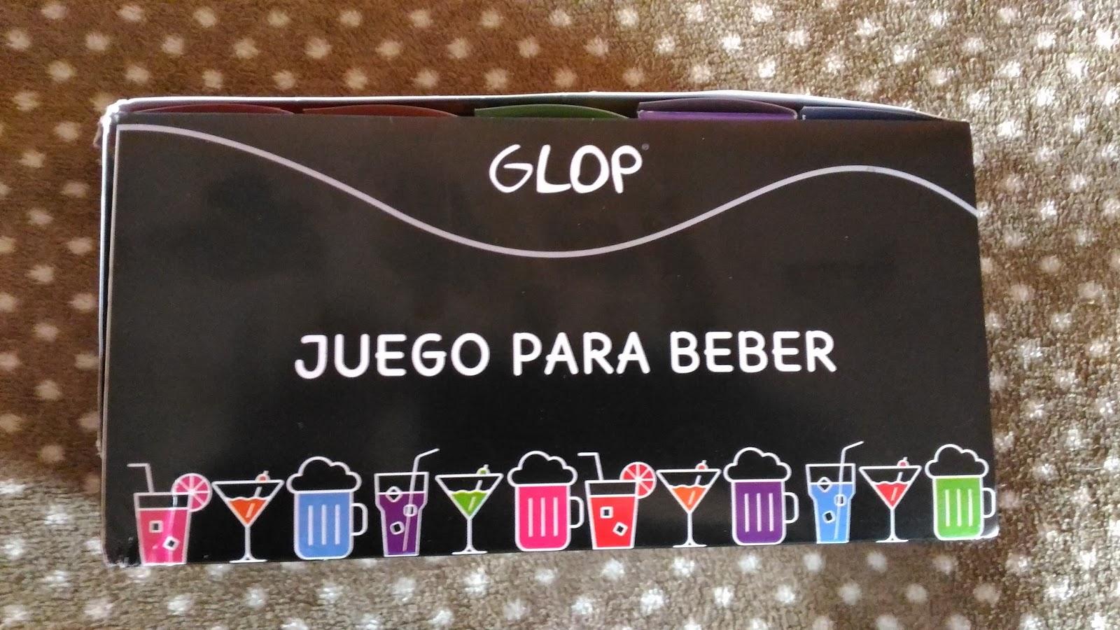 a9e5fb634 Glop Drinking Games, tiene varias barajas de juegos destinados a pasarlo  bien bebiendo. Y, cada uno que se haga responsable de lo que bebe.