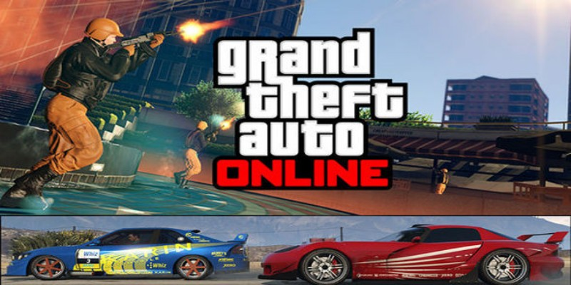GTA Online Is Updated & adds New Features
