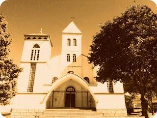 Igreja Santa Cruz, em Lages