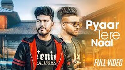 Pyar Tere Naal Lyrics - Shamandeep | Sukhe Muzical Doctorz | Juke Dock