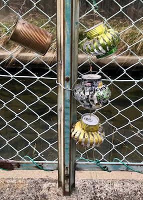 Jalan Jalan (25): Recycled Soft Metal, functional and artistic