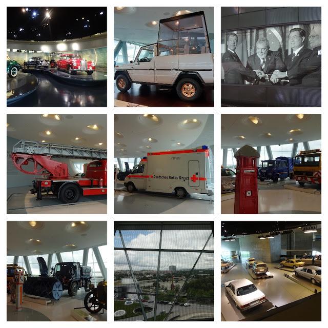 10 museus para visitar em Stuttgart - Mercedes-Benz Museum