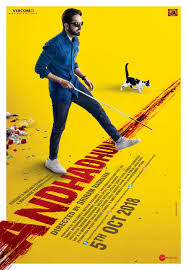 Andhadhun movie,Andhadhun aayushman,top bollywood movies
