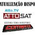Atto Sat Elite Plus Nova atualização 08/08/17