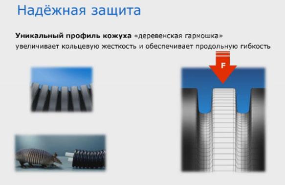 Теплоизолированные трубы Uponor — технические характеристики