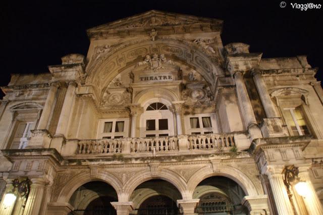 Il teatro dell'Opera di Avignone