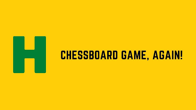 HackerRank Chessboard Game, Again! problem solution