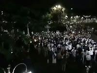 Video Massa Aksi 112 Usir Dua Media Televisi dari Masjid Istiqlal