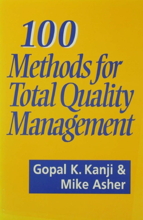 100 Methods for Total Quality Management
