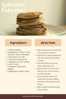 spirulina+pancakes