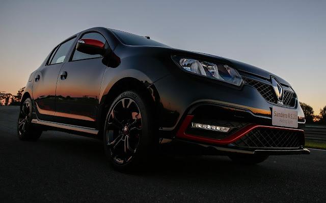 Renault Sandero 2.0 RS 2017