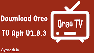 Oreo TV Apk For Android