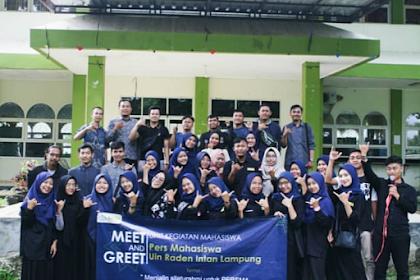 Harmoni Meet and Great Persma Raden Intan Berpacu Dalam Melodi