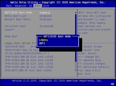Pengertian GPT dan MBR, Dasar Instal Ulang Windows