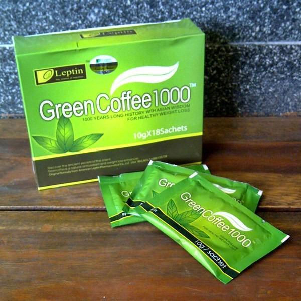 Harga green coffee 1000