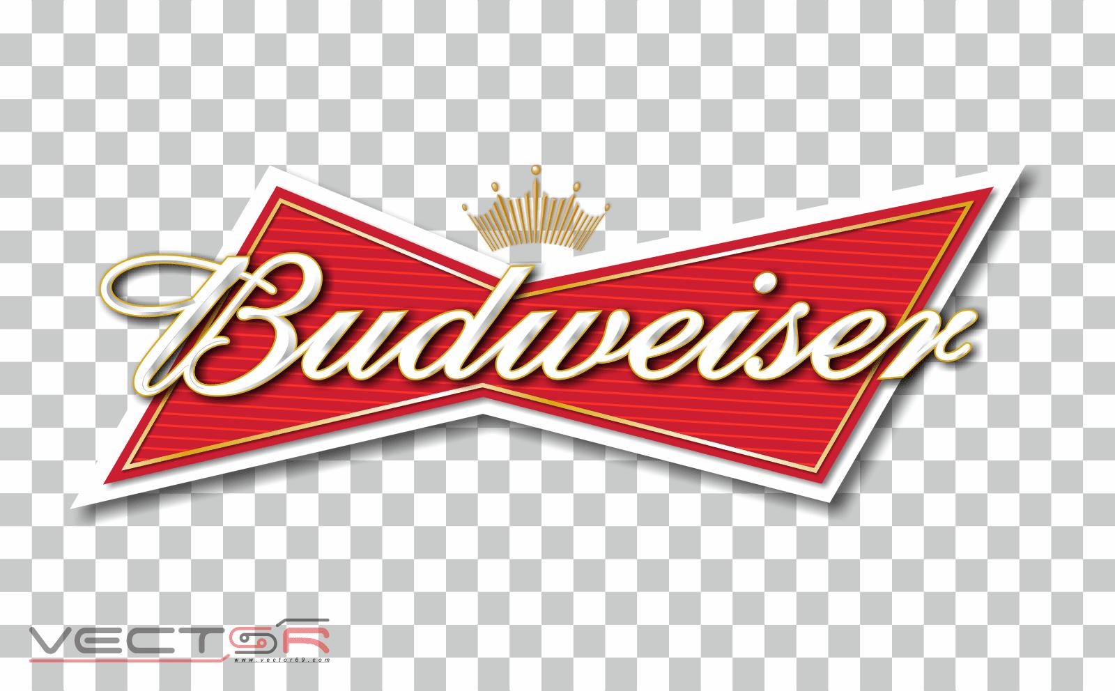 Budweiser (2011) Logo - Download .PNG (Portable Network Graphics) Transparent Images