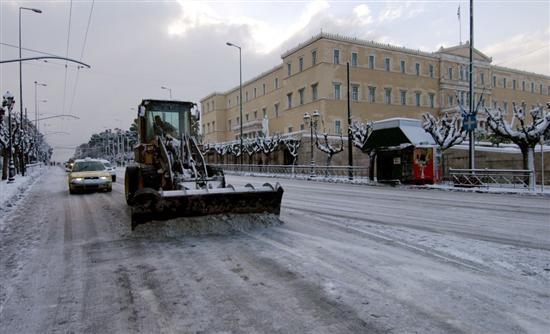 Η Αθήνα θα ξυπνήσει ντυμένη στο χιόνι! Αναλυτική πρόγνωση.