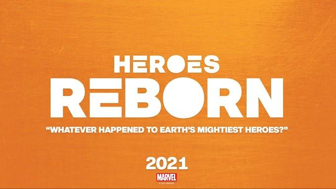 HQ-NEWS: HEROES REBORN - MARVEL Anuncia Novo Arco com Mudanças em heróis e Vilões!!!
