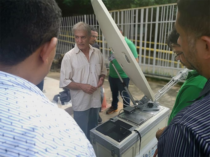 Tecnologia garante internet móvel em qualquer lugar do Piauí