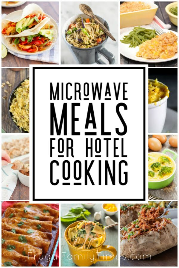 healthy microwave recipes