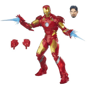 Boneco Marvel Legends - Iron Man - Hasbro