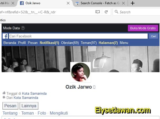 facebook bang jarwo kodejarwo.com