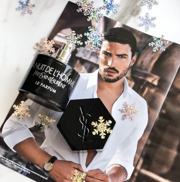 Парфюмированная вода для мужчин Yves Saint Laurent La Nuit de L Homme Le Parfum.