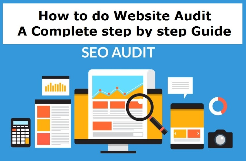 Perform website audit and rank website in search engine